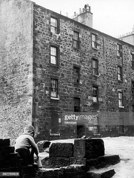 Ian Brady Childhood Background Pictures taken December 1965 Ian Brady then known as Ian Sloan grew up in Camden Street Gorbals area of Glasgow...