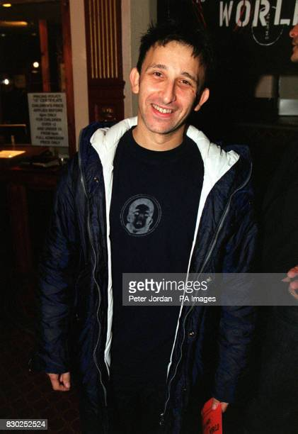 Ian Broudie of The Lightning Seeds at the premiere of the BBC2 documentary Westway To The World in Notting Hill in London The film is about the...