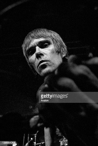Ian Brown performing live at the Carling Academy Sheffield 13th June 2008
