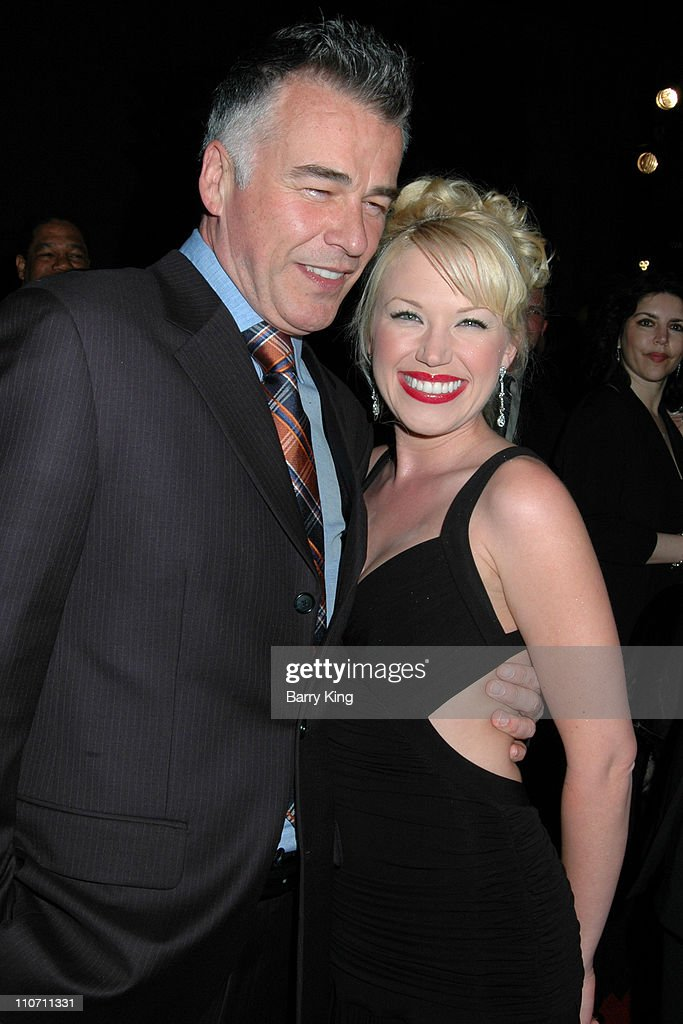 Ian Buchanan and Adrienne Frantz during 'The Bold and the Beautiful' 20th Anniversary Gala - Arrivals at Two Rodeo in Beverly Hills, California, United States.