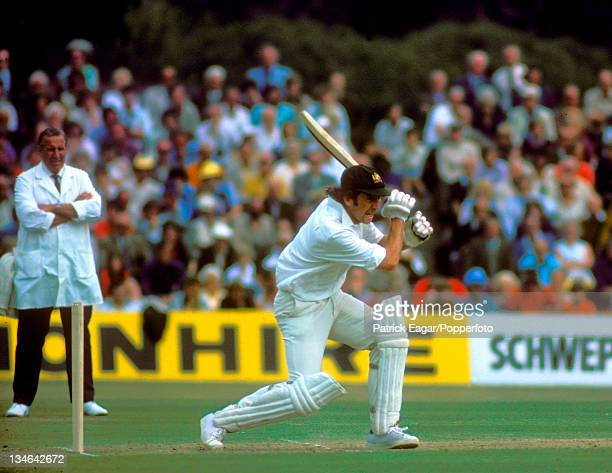 Ian Chappell England v Australia 3rd Test Headingley August 1975