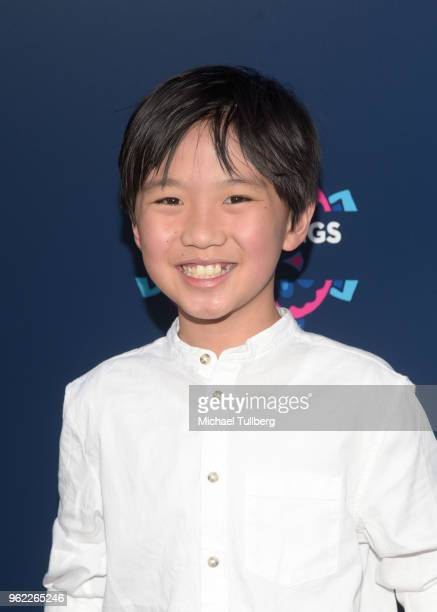 Ian Chen attends the 20th Century Fox 2018 LA Screenings Gala at Fox Studio Lot on May 24 2018 in Century City California