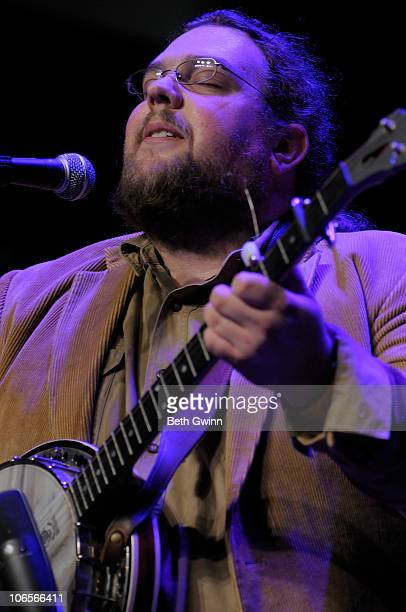 Ian Craft of The Howling Brother's at The Loveless Barn on November 3 2010 in Nashville Tennessee