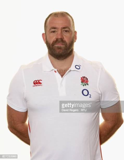 Ian Dawson security of England poses for a portrait at The Lensbury on August 5 2017 in Teddington England