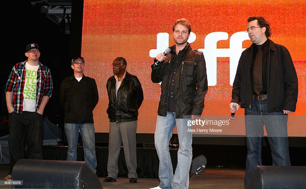 """Copyright Criminals: This Is A Sampling Sport"" Premiere - 2009 Toronto Fil"