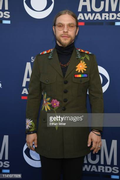 Ian Fitchuk attends the 54th Academy Of Country Music Awards at MGM Grand Hotel Casino on April 07 2019 in Las Vegas Nevada