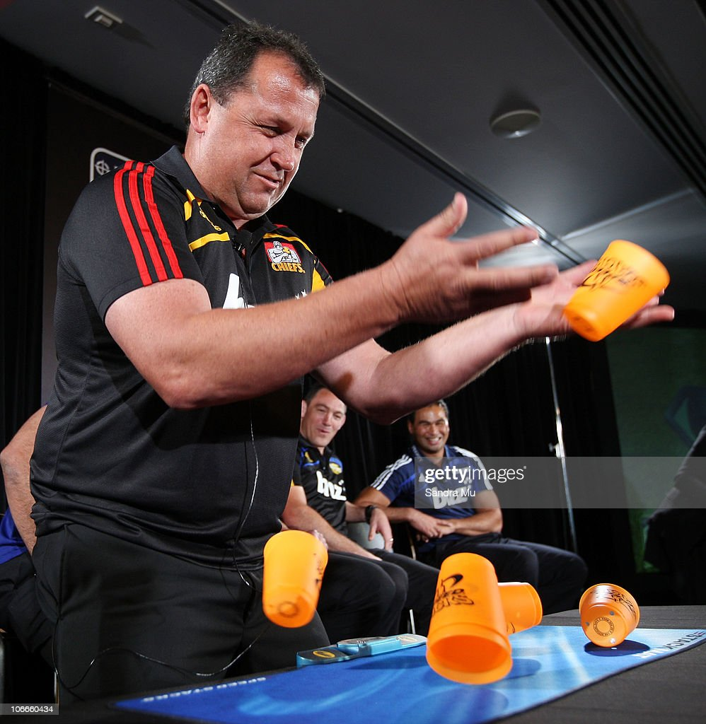 New Zealand Super Rugby Squads Announcement : News Photo