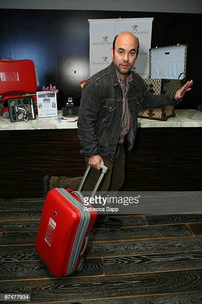 Ian Gomez at Backstage Creations Celebrity Retreat at Haven360 at Andaz Hotel on March 5 2010 in West Hollywood California