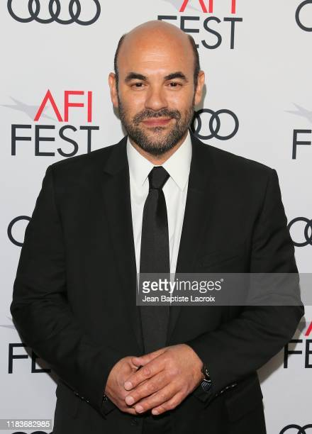 Ian Gomez attends the Richard Jewell premiere during AFI FEST 2019 Presented By Audi at TCL Chinese Theatre on November 20 2019 in Hollywood...