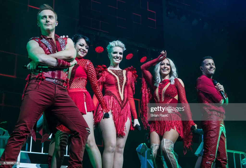 Steps Perform At The O2 Arena