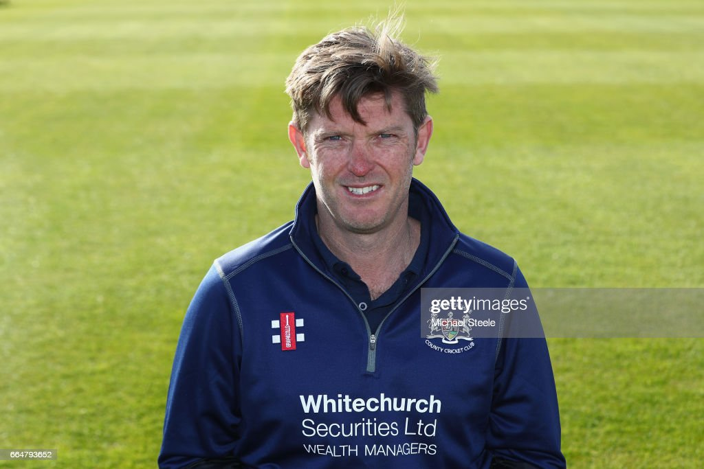 Gloucestershire CCC Photocall