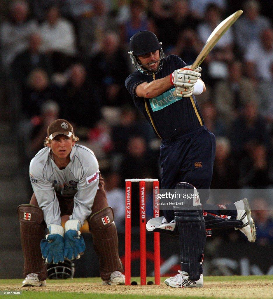 Hampshire v Surrey - Twenty20 Cup