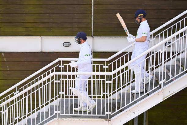 GBR: Hampshire v Somerset - LV= Insurance County Championship