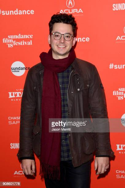 Ian Hultquist attends the 'Assassination Nation' Premiere during the 2018 Sundance Film Festival at Park City Library on January 21 2018 in Park City...