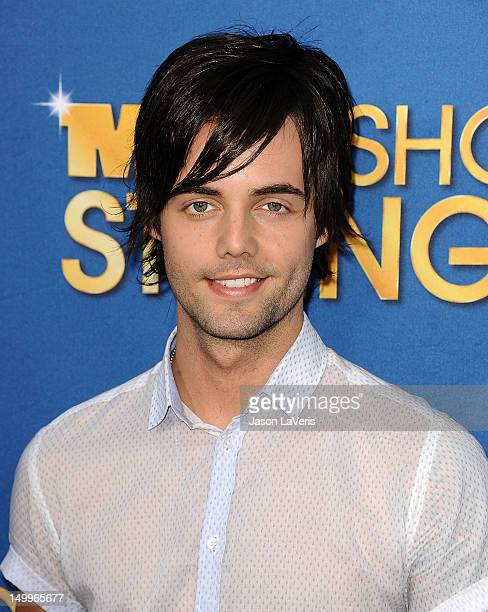 Ian Keaggy of Hot Chelle Rae attends the MDA Labor Day Telethon at CBS Studios on August 7 2012 in Los Angeles California