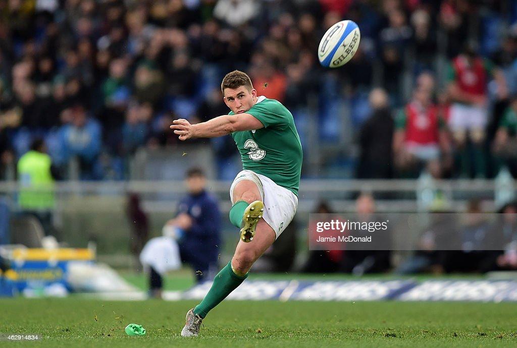 Italy v Ireland - RBS Six Nations : News Photo