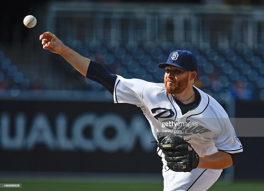 Milwaukee Brewers v San Diego Padres