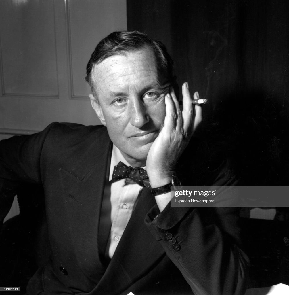 Ian Fleming : News Photo