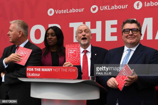 Ian Lavery Labour elections and campaign coordinator Kate Osamor Shadow minister for international developement British opposition Labour party...