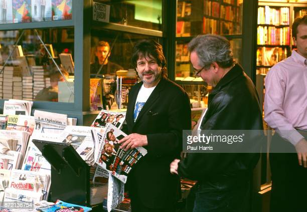 Ian Le Frenais is a writer and movie producer he keeps up with English newspapers by purchasing them at Book Soup on Sunset Boulevard May 1 1991 on...