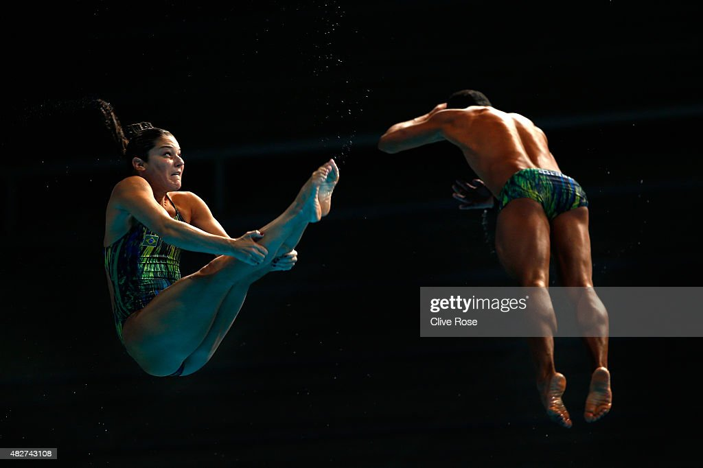 Diving - 16th FINA World Championships: Day Nine : News Photo