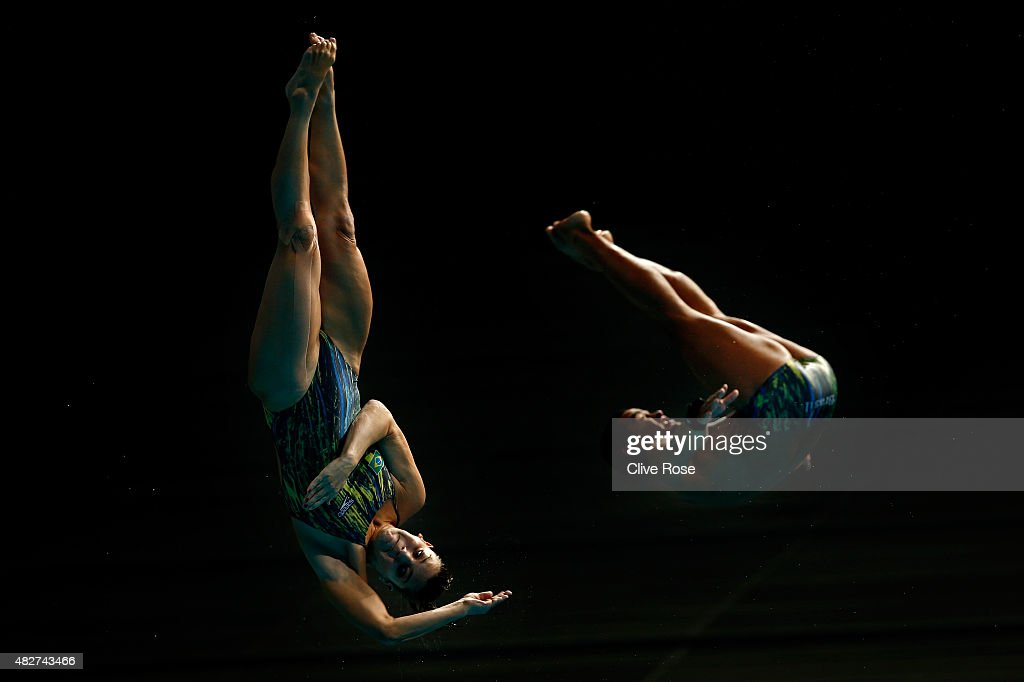 Diving - 16th FINA World Championships: Day Nine : News Photo