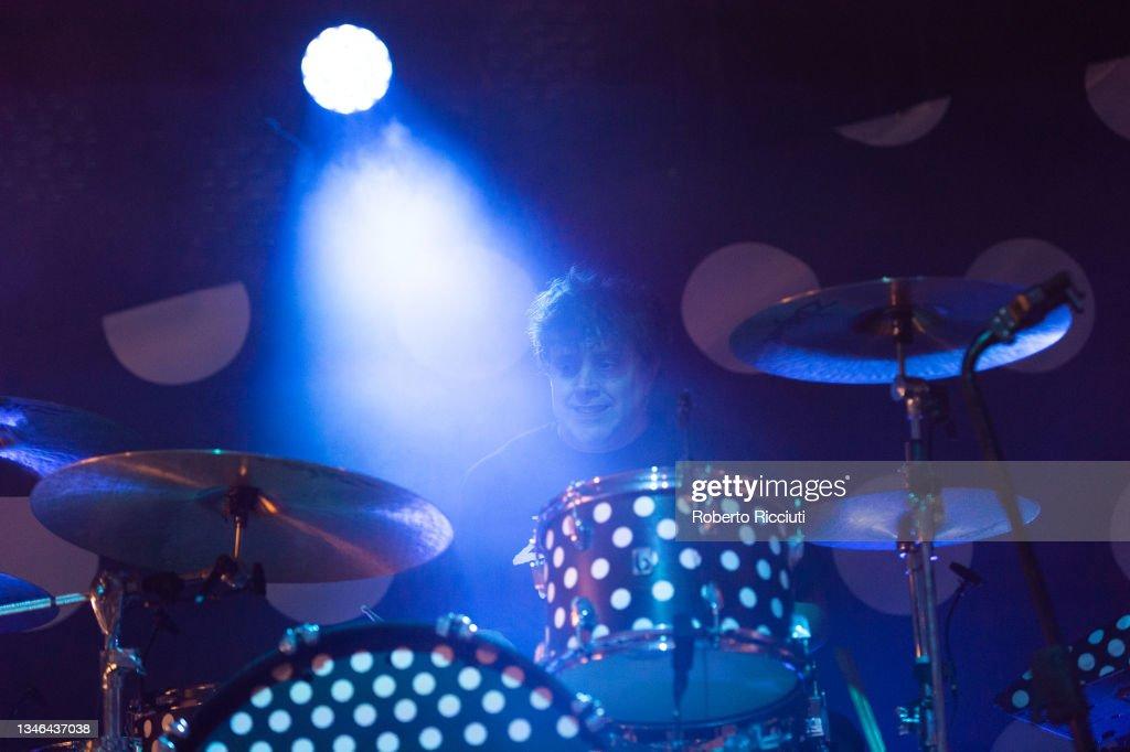 Kasabian Perform At O2 Academy, Glasgow : News Photo