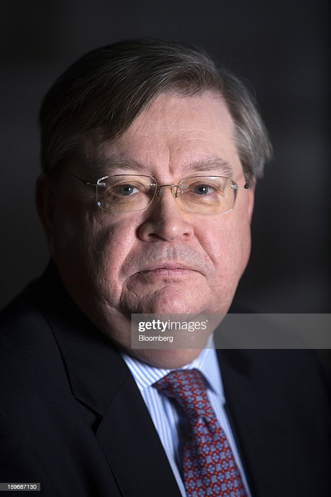 Ian McCafferty, a policy maker at the Bank of England, poses for a photograph following a Bloomberg Television interview in London, U.K., on Friday, Jan. 18, 2013. McCafferty said officials must have an open mind about ways to help the recovery, signalling he may support new measures if needed to target specific weaknesses in the economy. Photographer: Simon Dawson/Bloomberg via Getty Images