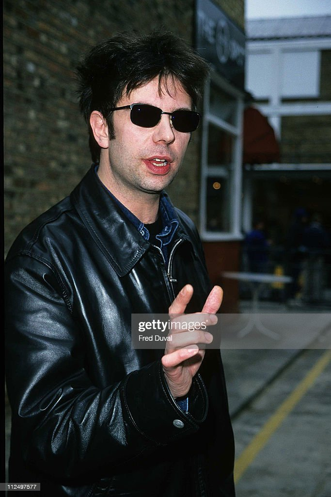 Echo and the Bunnymen File Pictures