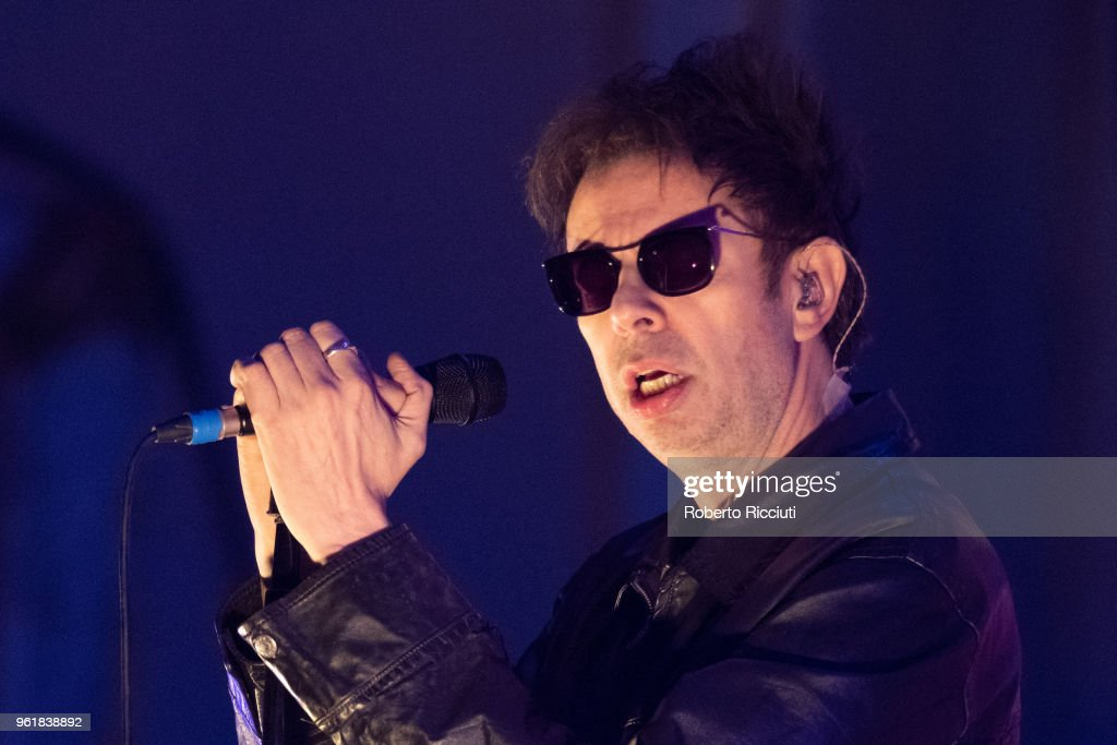Echo And The Bunnymen Perform At Usher Hall In Edinburgh
