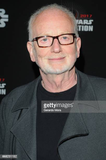 Ian McDiarmid attends the 40 Years of Star Wars panel during the 2017 Star Wars Celebrationat Orange County Convention Center on April 13, 2017 in...