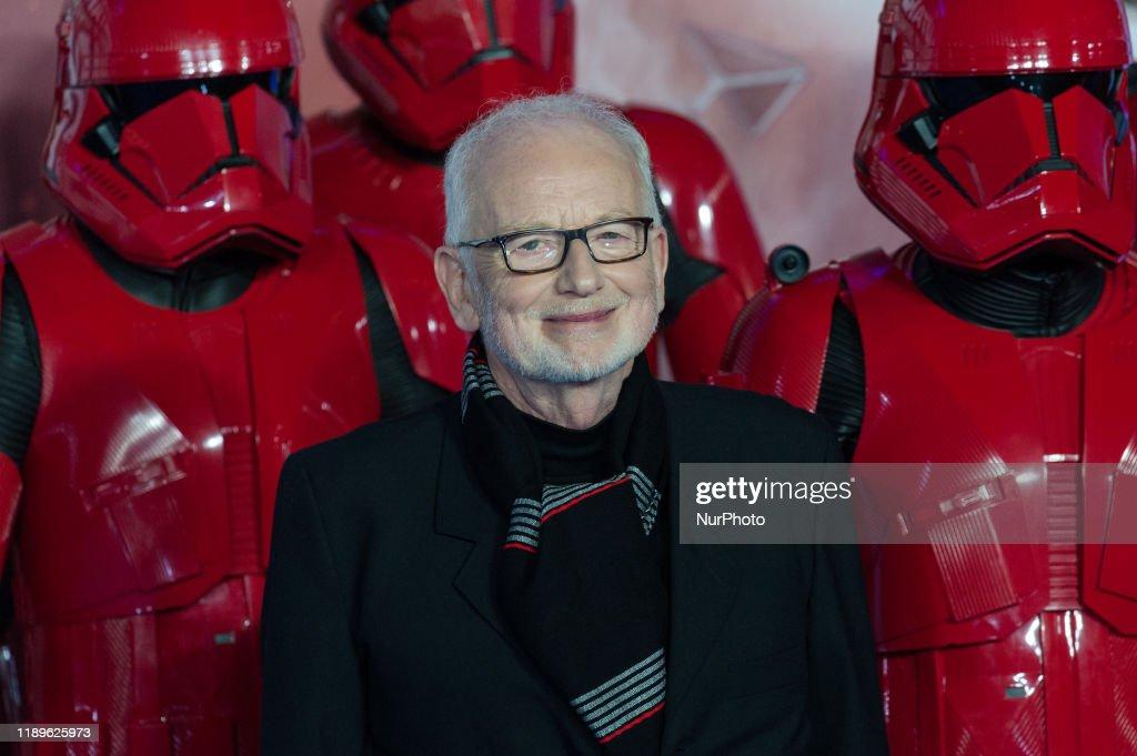 ''Star Wars: The Rise Of Skywalker'' European Film Premiere In London : ニュース写真