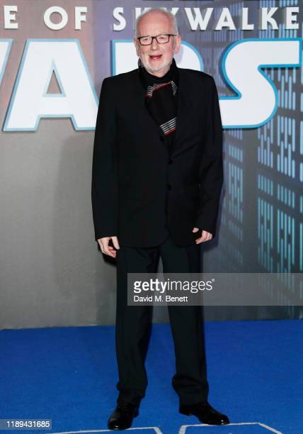 Ian McDiarmid attends the European Premiere of Star Wars The Rise of Skywalker at Cineworld Leicester Square on December 18 2019 in London England