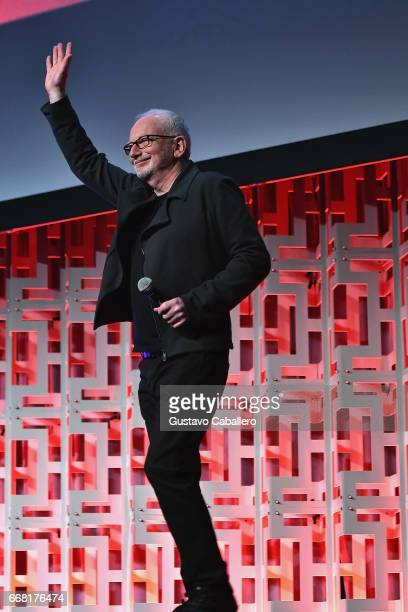 Ian McDiarmid attends the Star Wars Celebration day 01 on April 13, 2017 in Orlando, Florida.