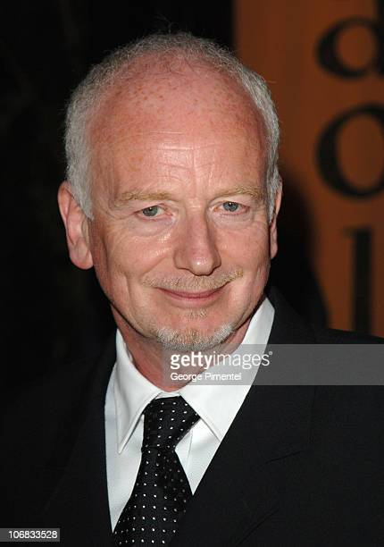 """Ian McDiarmid during 2005 Cannes Film Festival - """"Star Wars: Episode III - Revenge of the Sith"""" Premiere - After Party in Cannes, France."""