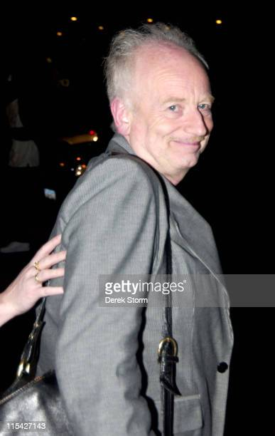 Ian McDiarmid during Ian McDiarmid Sighting in New York City - April 15, 2006 at Midtown in New York City, New York, United States.