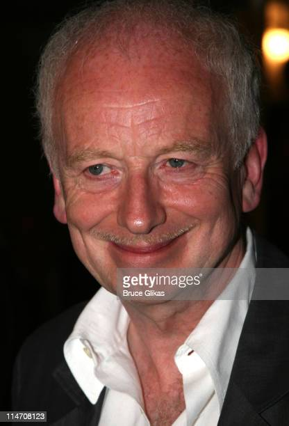 """Ian McDiarmid during Opening Night for Brian Friel's """"Faith Healer"""" on Broadway - May 4, 2006 at The Booth Theater in New York City, New York, United..."""