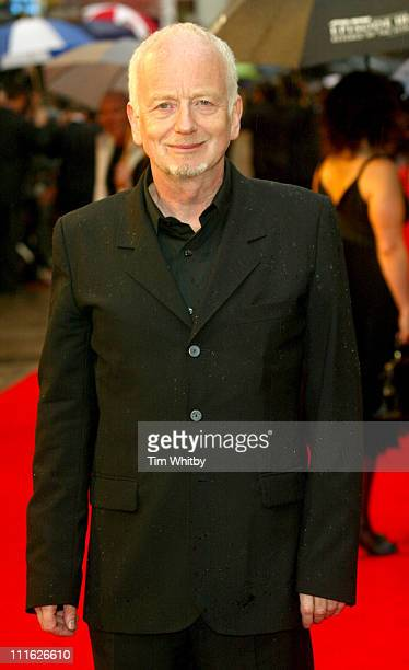 """Ian McDiarmid during """"Star Wars Episode III: Revenge of the Sith"""" London Premiere at Odeon Leicester Square in London, Great Britain."""