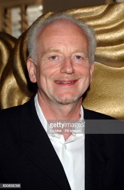 Ian McDiarmid, who plays Palpatine/Darth Sidious during a champagne reception prior to the gala charity film screening of Star Wars: Attack of the...