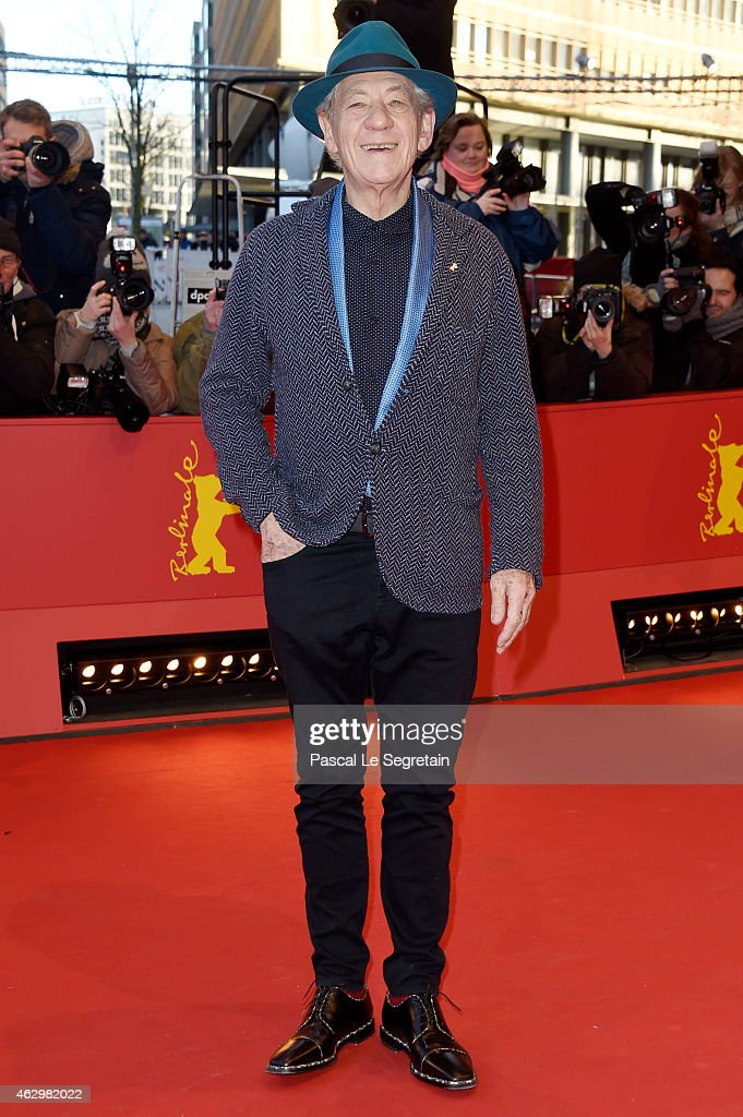 'Mr. Holmes' Premiere - 65th Berlinale International Film Festival
