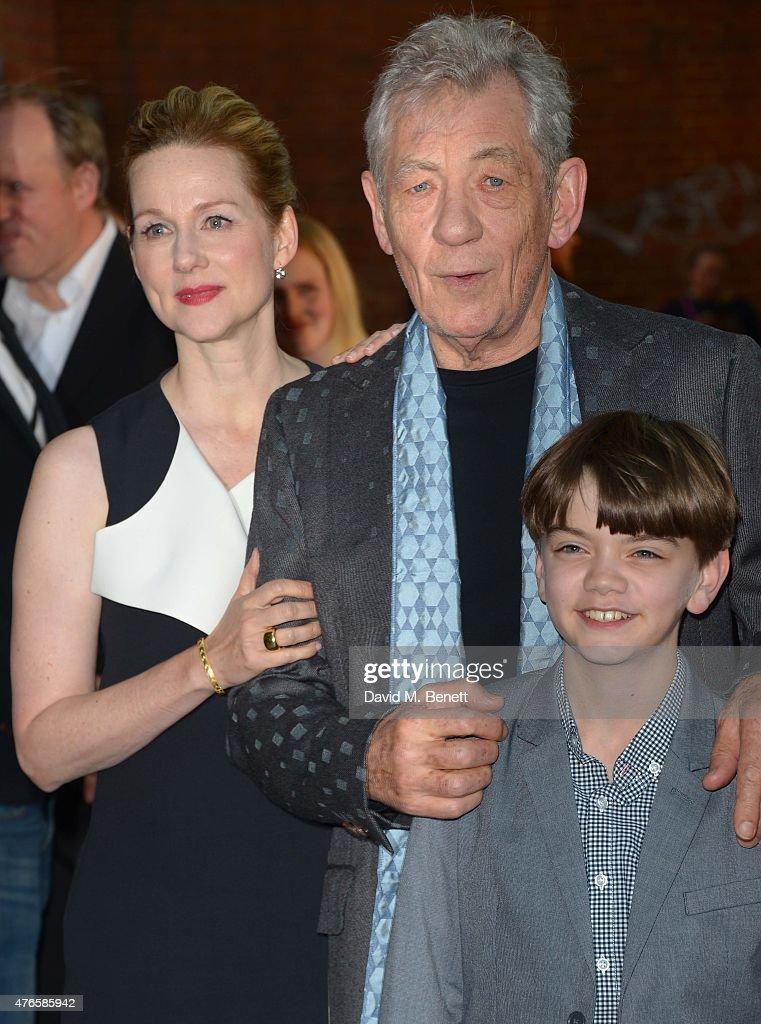 """Mr Holmes"" - UK Premiere - VIP Arrivals : News Photo"