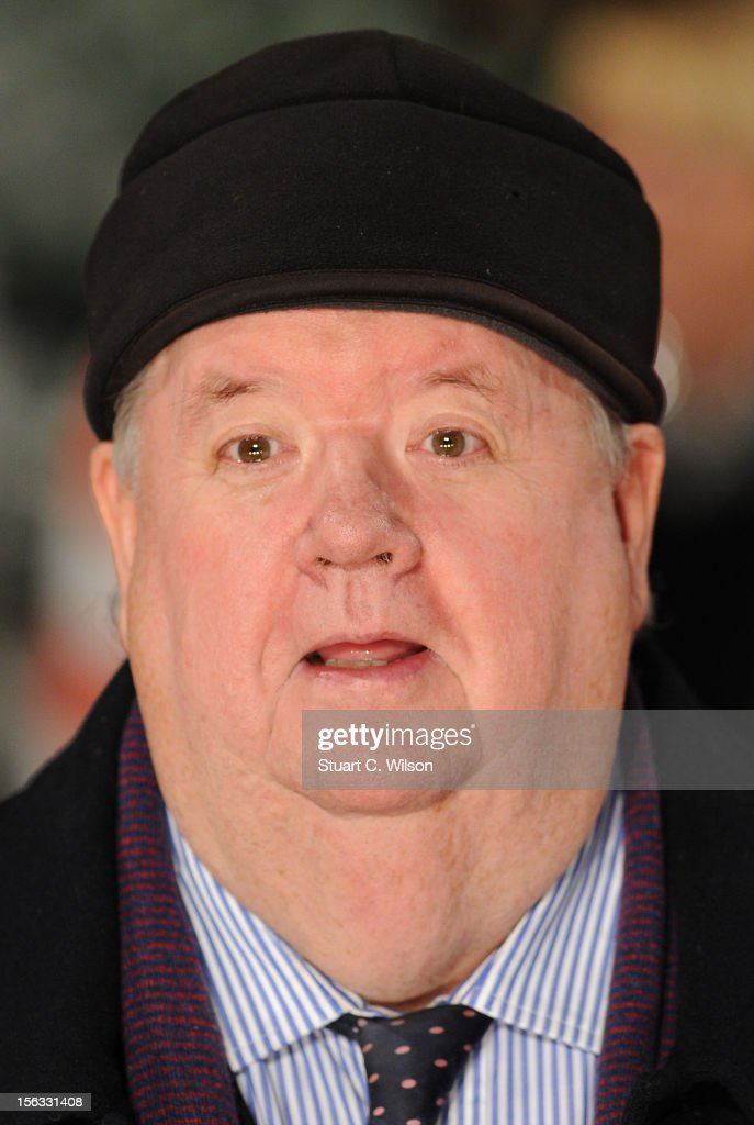 Ian McNeice attends the 'Nativity 2: Danger In The Manger' premiere at Empire Leicester Square on November 13, 2012 in London, England.