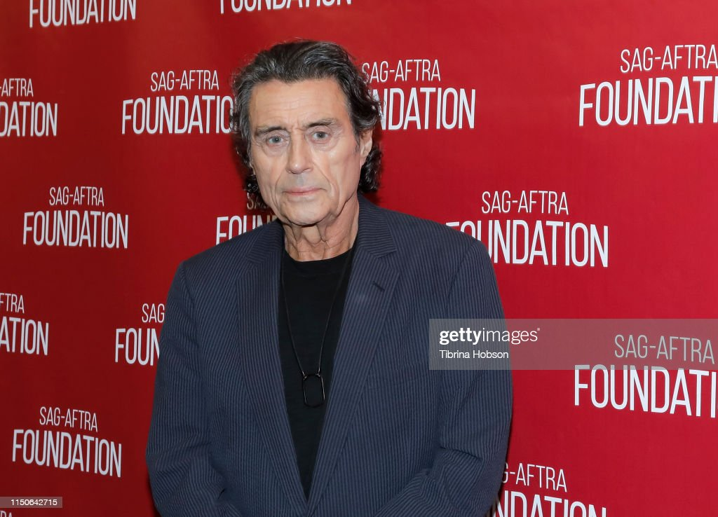 SAG-AFTRA Foundation Conversations With Ian McShane : News Photo