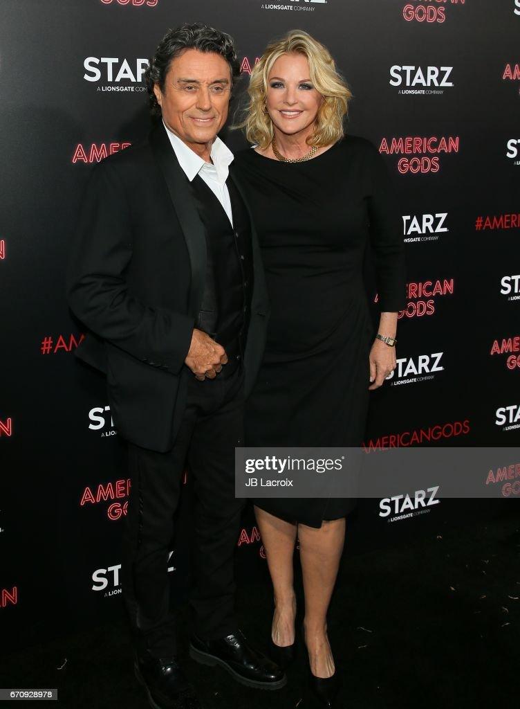 "Premiere Of Starz's ""American Gods"" - Arrivals"