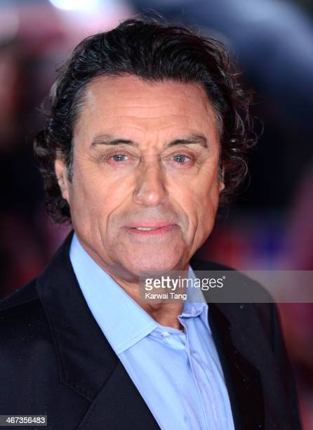 Ian McShane attends the World Premiere of 'Cuban Fury' at the Vue Leicester Square on February 6 2014 in London England