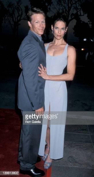 Ian Murray and Alexandra Paul at the 10th Anniversary Gala for 'Baywatch' Miramar Farimont Hotel Santa Monica