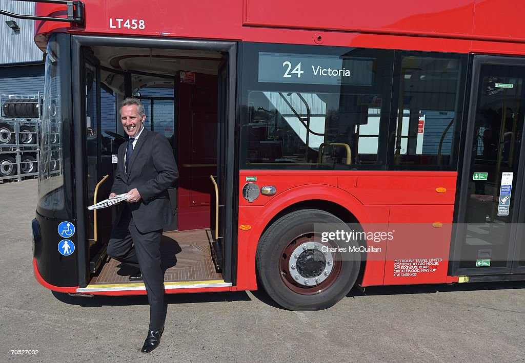 Ian Paisley Jr attends the launch of the Democratic Unionist Party Election Manifesto at Wrightbus, supplier of the London Routemaster buses on April 21, 2015 in Antrim, Northern Ireland. Many political observers have predicted that the expected 8-10 DUP Westminster seats could have a key role in deciding who will form the next government if the general election results in a hung parliament. In anticipation of the important role the party may play the DUP has already outlined their demands from a potential government partner and hasn't ruled out working with Labour or the Conservatives.