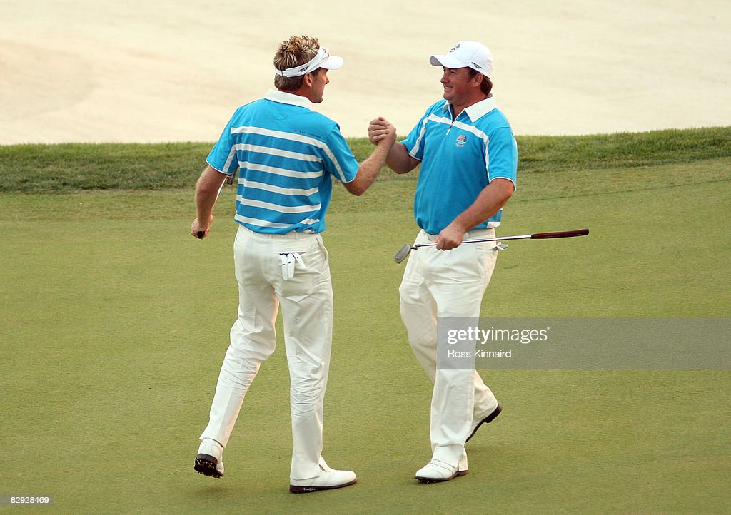 2008 Ryder Cup - Day 2 : News Photo