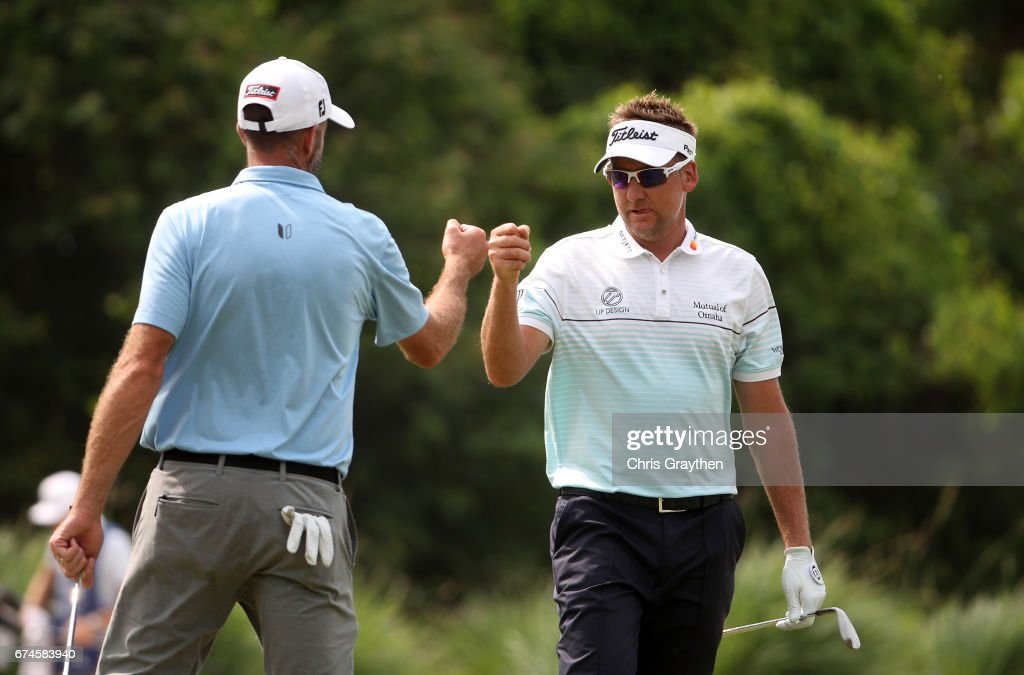 Zurich Classic Of New Orleans - Round Two : News Photo
