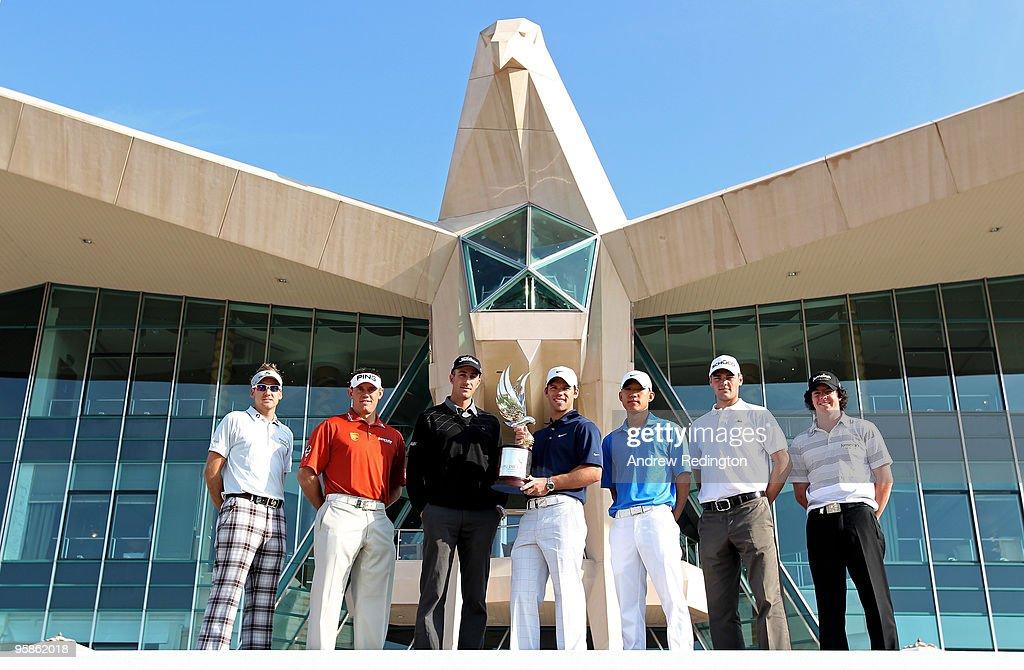 Abu Dhabi Golf Championship - Previews